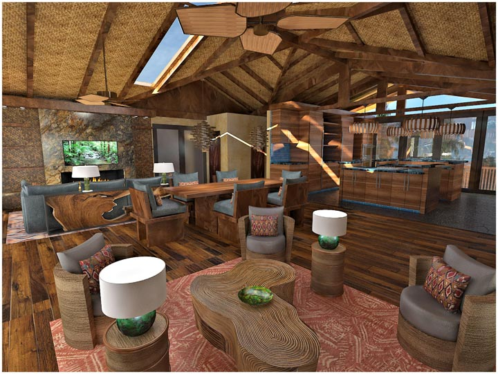 Finding Interior Design Inspiration in the Beauty of the Hawaiian Islands
