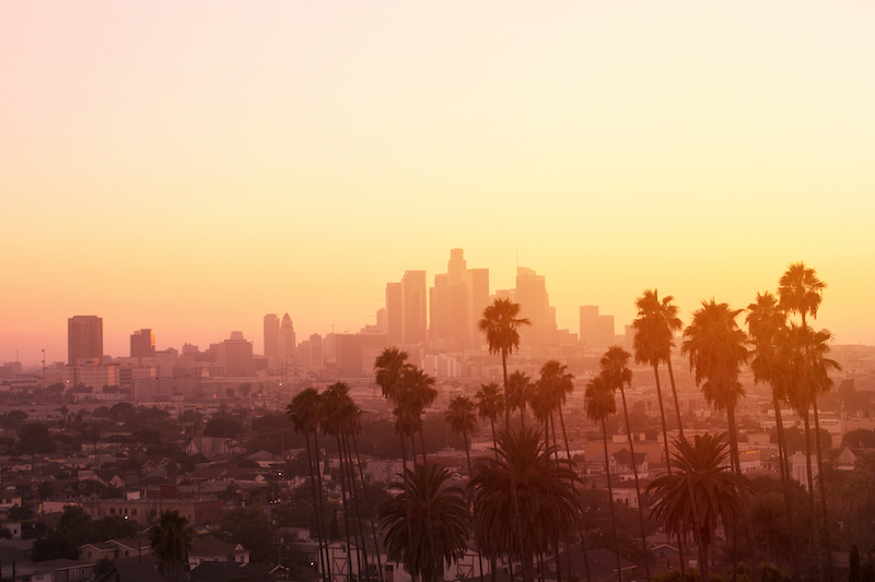 Los Angeles: reflect the excitement of the city in your next interior design project